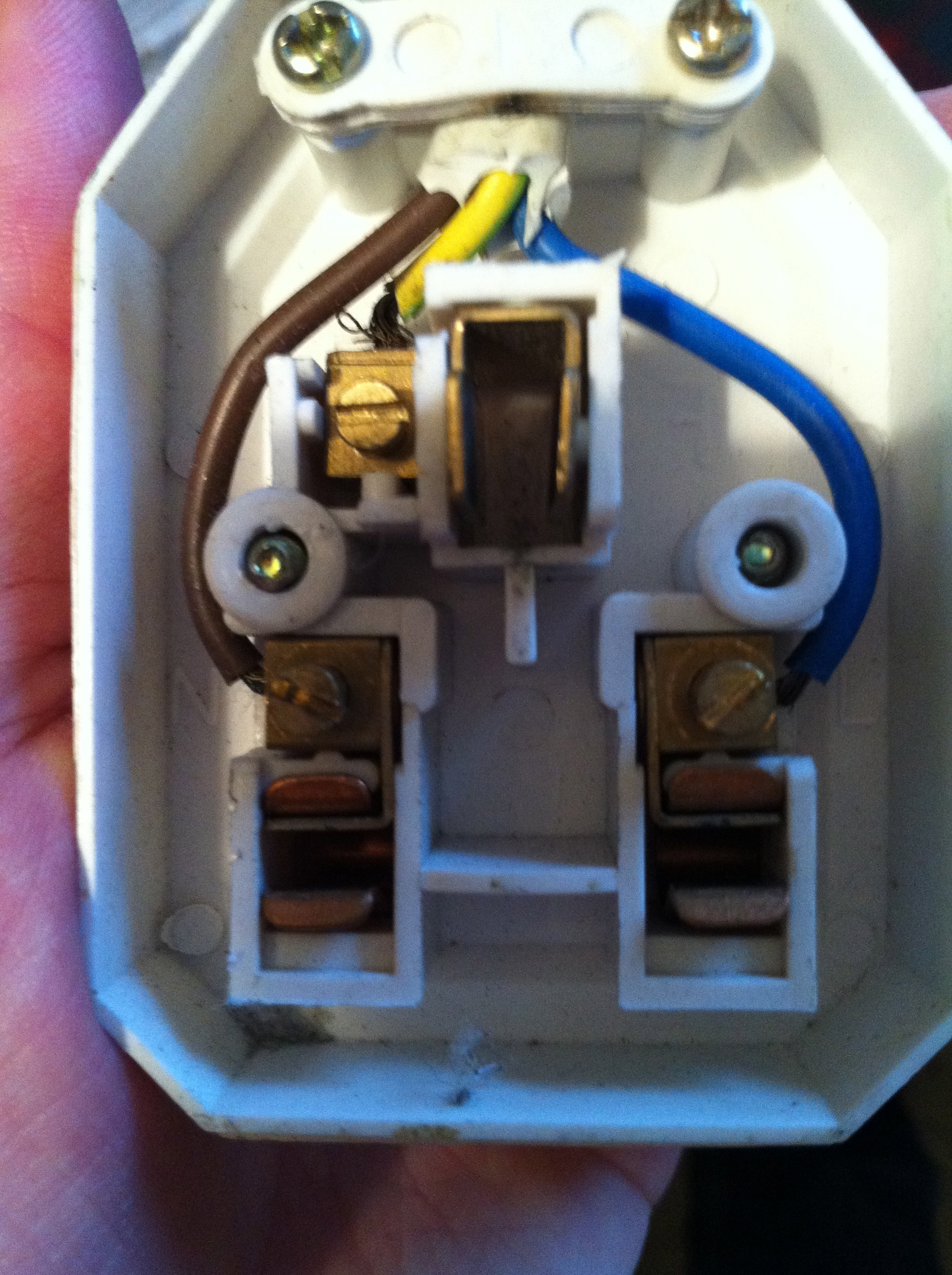 Extension socket incorrectly wired | PAT Perspective Limited